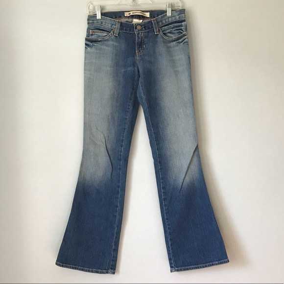 great quality superior materials price reduced Gap Ultra Low Rise Flare Jeans